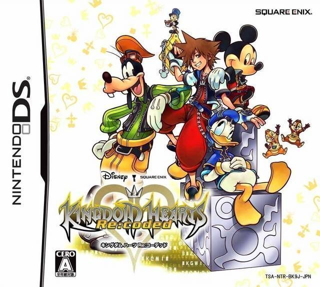 5255 - Kingdom Hearts Re-Coded