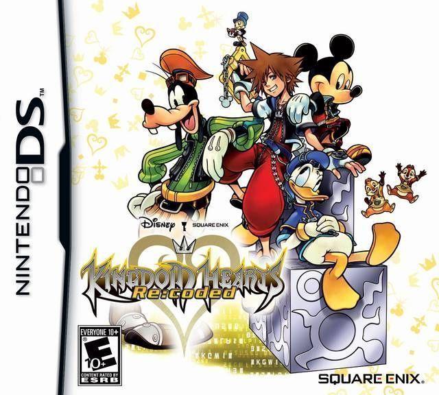 5473 - Kingdom Hearts - Re-Coded