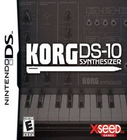 4868 - Korg DS-10+ Synthesizer ROM