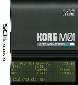5549 - KORG M01 - Music Workstation ROM