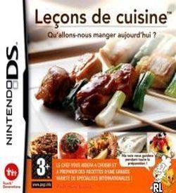 4803 - Lecons De Cuisine - Qu'allons-nous Manger Aujourd'hui (v01) ROM