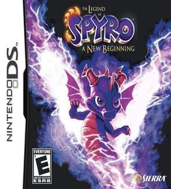 0604 - Legend Of Spyro - A New Beginning, The ROM