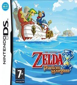 1514 - Legend Of Zelda - Phantom Hourglass, The ROM