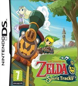 4544 - Legend Of Zelda - Spirit Tracks, The (EU) ROM