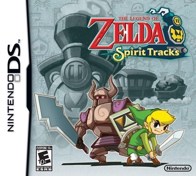 4527 - Legend Of Zelda - Spirit Tracks, The (US)