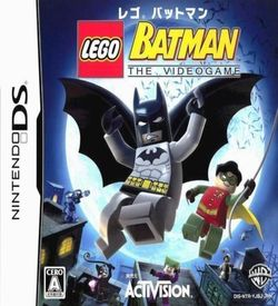 3203 - LEGO Batman - The Videogame (High Road) ROM