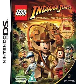 2339 - LEGO Indiana Jones - The Original Adventures (SQUiRE) ROM