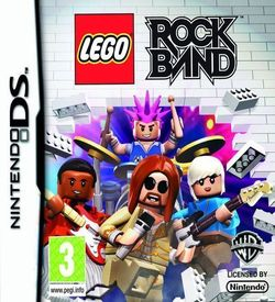 4485 - LEGO - Rock Band (EU)(BAHAMUT) ROM