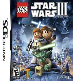 5644 - LEGO Star Wars III - The Clone Wars ROM