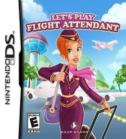 5141 - Let's Play Flight Attendant ROM