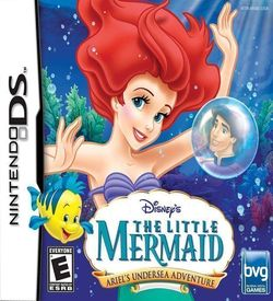 0596 - Little Mermaid - Ariel's Undersea Adventure, The (Supremacy) ROM