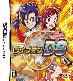 4118 - Live Battle Card - Live-On DS (JP) ROM