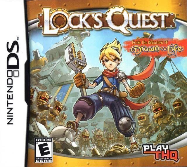 2640 - Lock's Quest