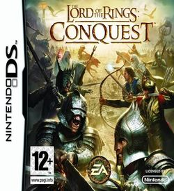 3238 - Lord Of The Rings - Conquest, The ROM