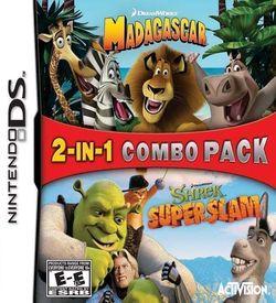 3695 - Madagascar 2 (ES) ROM