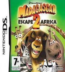3314 - Madagascar - Escape 2 Africa (EU)(BAHAMUT) ROM