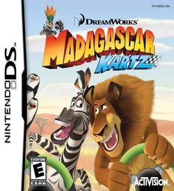 5030 - Madagascar Kartz (Trimmed 331 Mbit) (Intro) ROM
