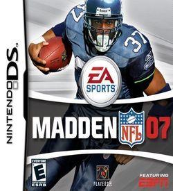 1077 - Madden NFL 07 (Sir VG) ROM