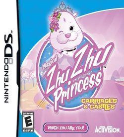 5647 - Magical ZhuZhu Princess - Carriages & Castles ROM