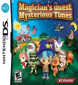 3765 - Magician's Quest - Mysterious Times (US) ROM
