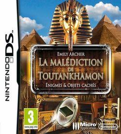 5487 - Malediction De Toutankhamon - Enigmes & Objets Caches, La ROM