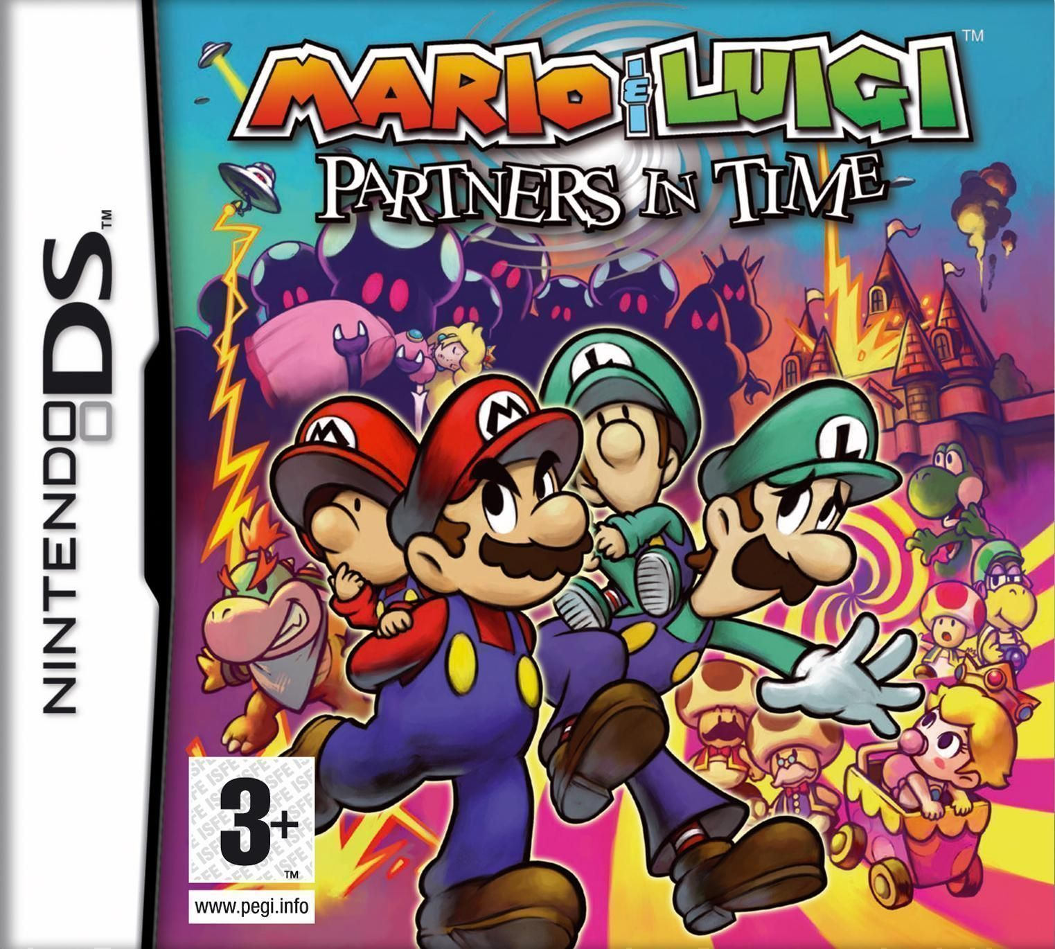 0297 - Mario & Luigi - Partners In Time