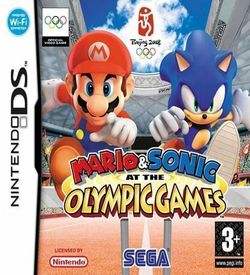 1997 - Mario & Sonic At The Olympic Games ROM