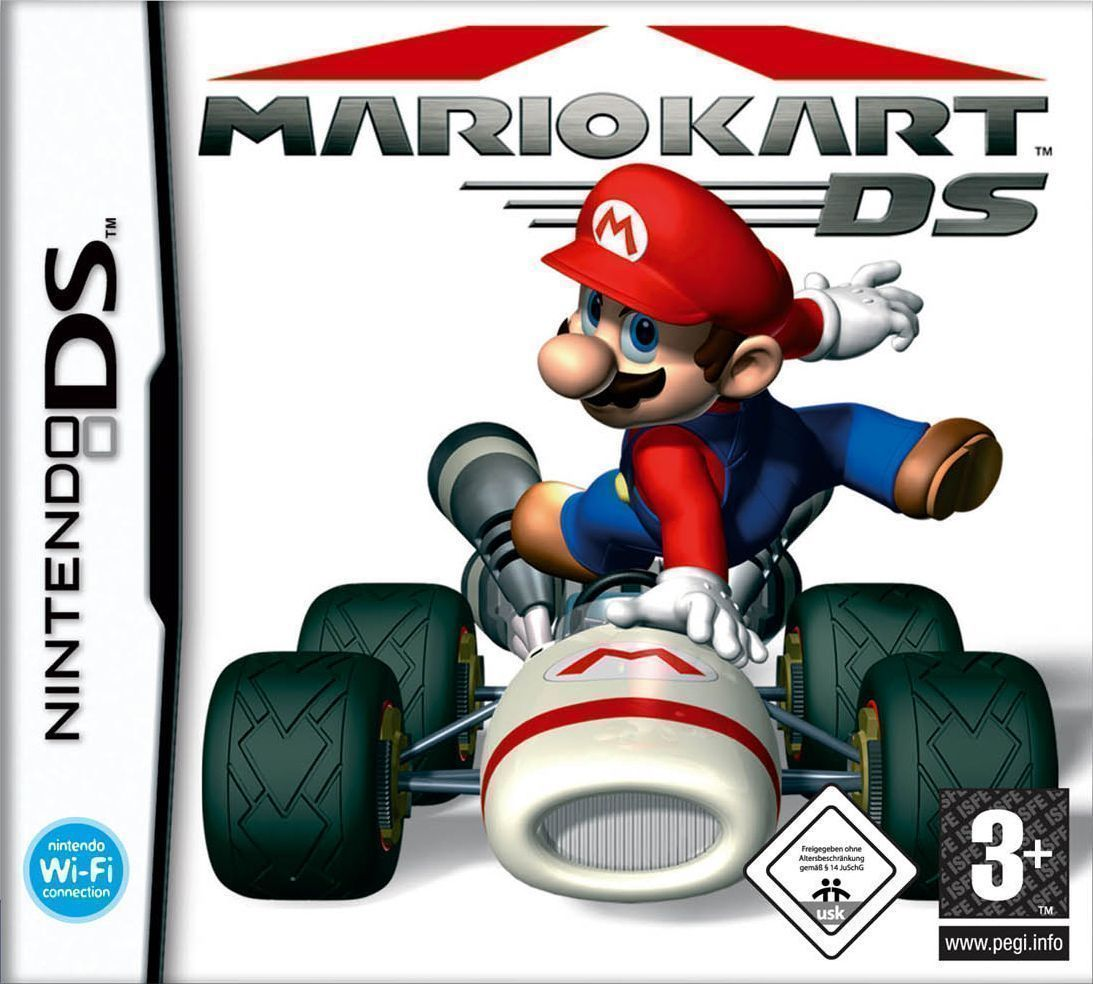 0201 - Mario Kart DS