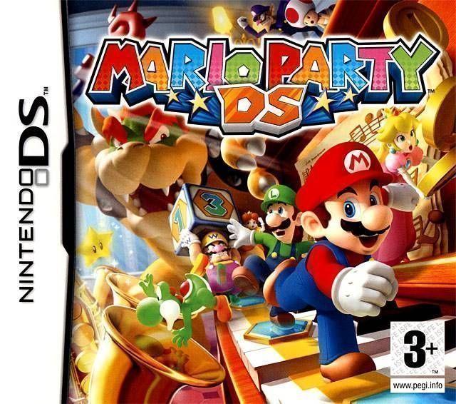 1704 - Mario Party DS