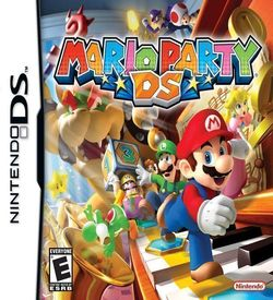 1694 - Mario Party DS (Micronauts) ROM