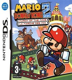 0884 - Mario Vs Donkey Kong 2 - March Of The Minis (FireX) ROM