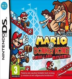 5547 - Mario Vs. Donkey Kong - Mini-Land Mayhem ROM