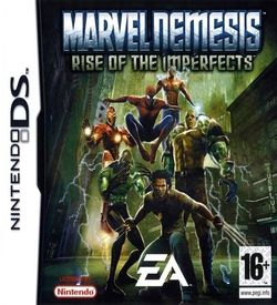 0151 - Marvel Nemesis - Rise Of The Imperfects ROM