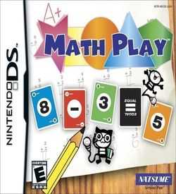 3524 - Math Play (v01) (US)(Mr. 0) ROM
