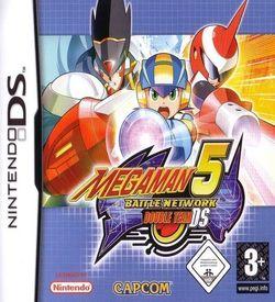 0415 - MegaMan Battle Network 5 - Double Team DS ROM