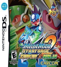 2390 - MegaMan Star Force 2 - Zerker X Ninja ROM
