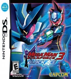 3931 - Megaman Star Force 3 - Black Ace (US) ROM
