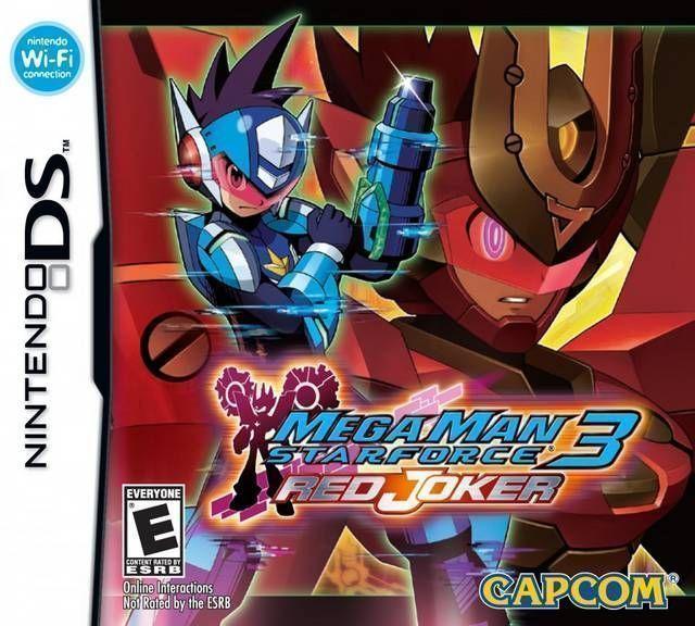 3930 - Megaman Star Force 3 - Red Joker (US)