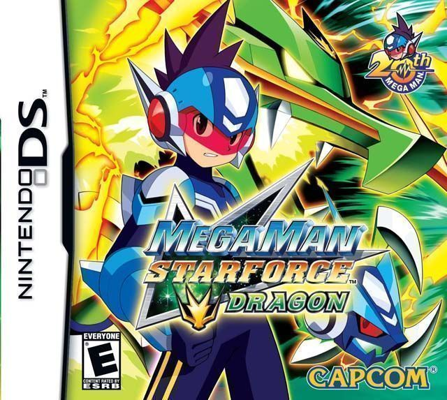 1292 - MegaMan Star Force - Dragon