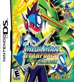 1292 - MegaMan Star Force - Dragon ROM
