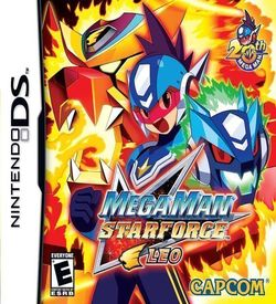 1742 - MegaMan Star Force - Leo ROM