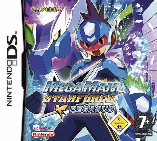 1743 - MegaMan Star Force - Pegasus