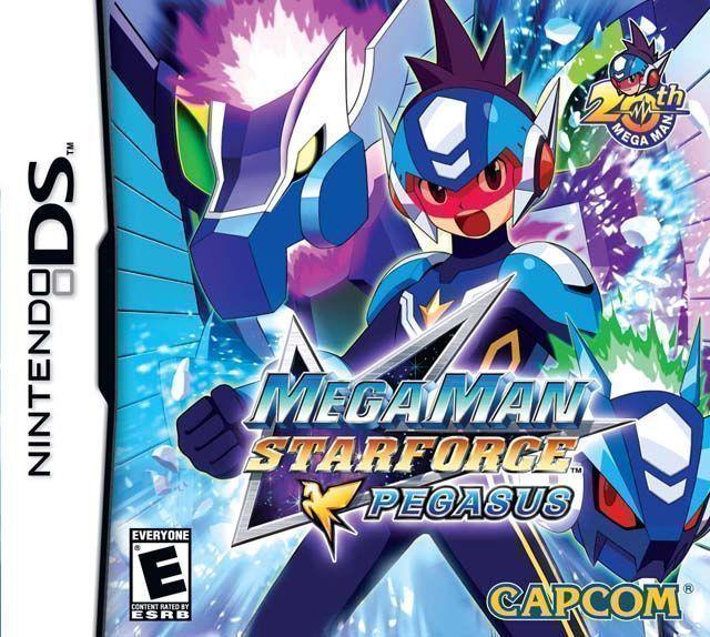 1294 - MegaMan Star Force - Pegasus