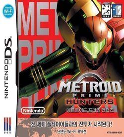 1809 - Metroid Prime Hunters (AC8) ROM