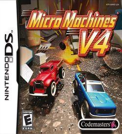 0853 - Micro Machines V4 (Supremacy) ROM