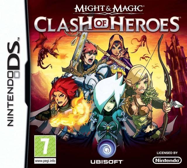 4638 - Might & Magic - Clash Of Heroes (EU)(RFTD)