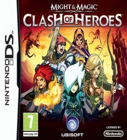 4638 - Might & Magic - Clash Of Heroes (EU)(RFTD) ROM