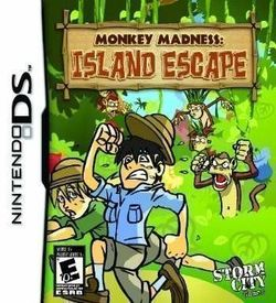 6177 - Monkey Madness - Island Escape ROM