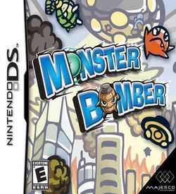 0700 - Monster Bomber ROM