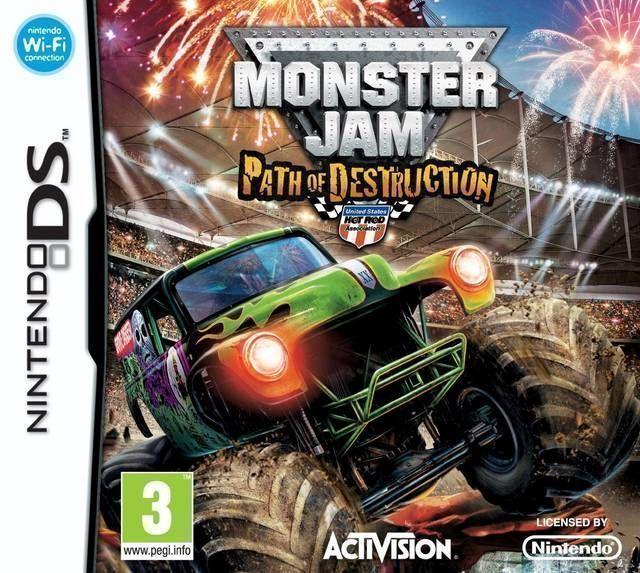 5604 - Monster Jam - Path Of Destruction